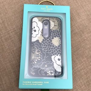 Kate Spade phone case for the Droid Turbo2